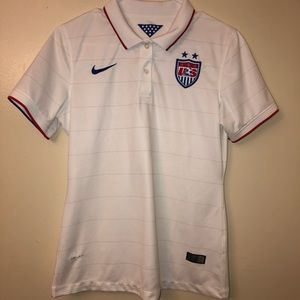 Nike Dri-Fit Collar Shirt